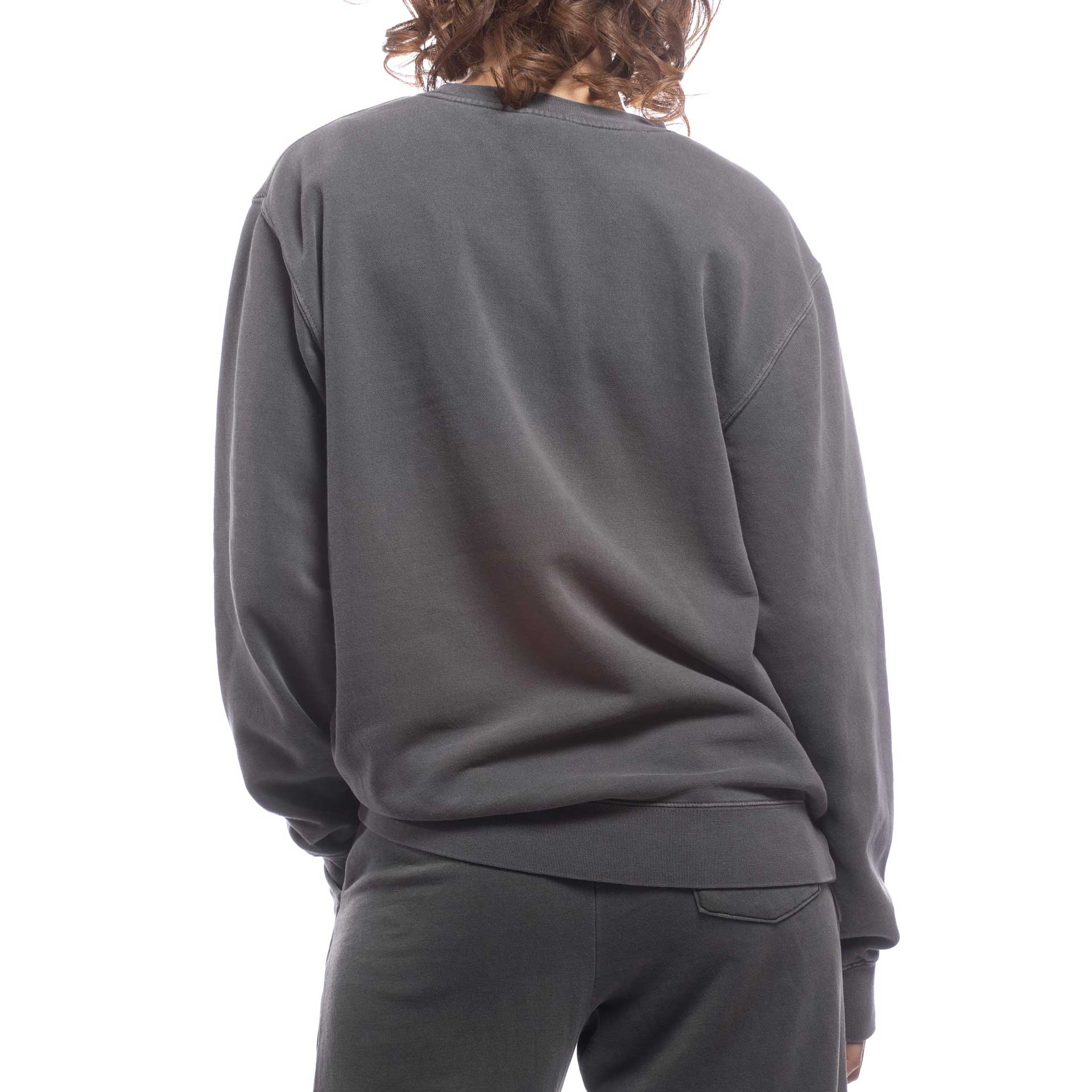 Unisex Upcycled Crew - Made For The People - Black