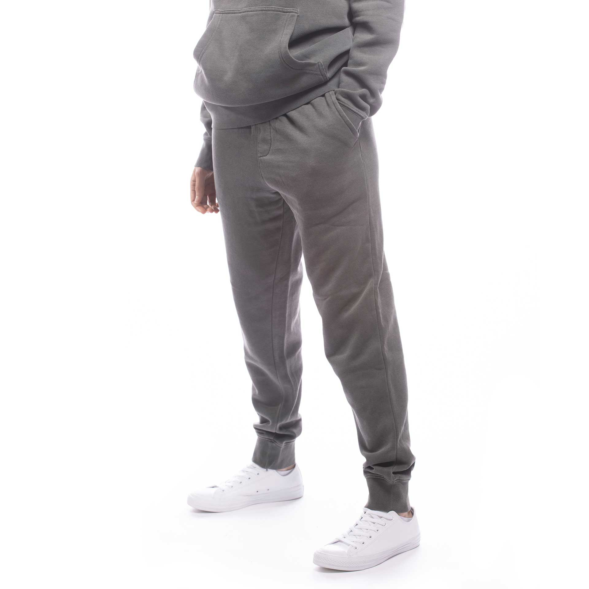 Unisex Upcycled Jogger - Made For The People - Black