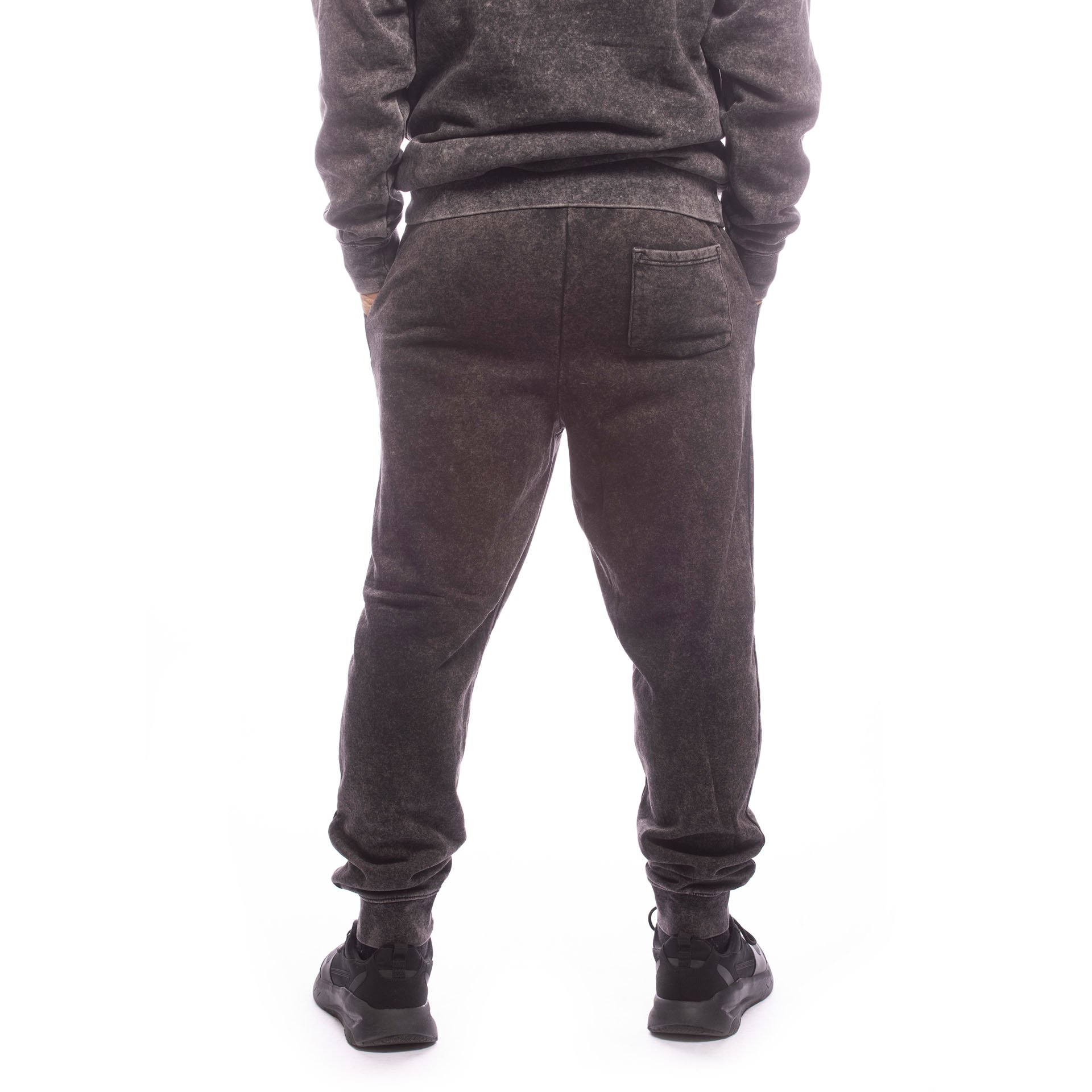 Unisex Upcycled Jogger - Made For The People - Mineral Wash