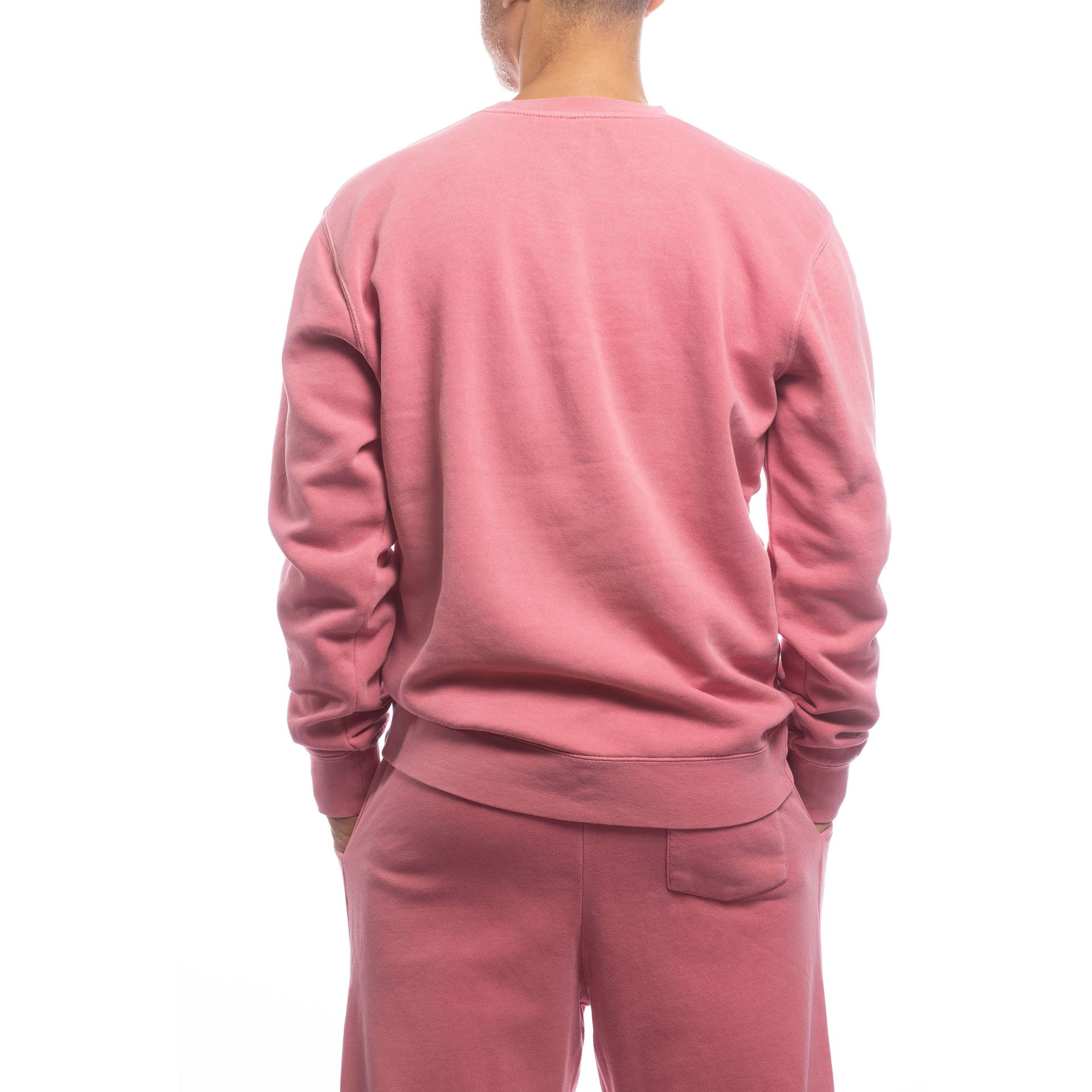 Unisex Upcycled Crew - Made For The People - Pink