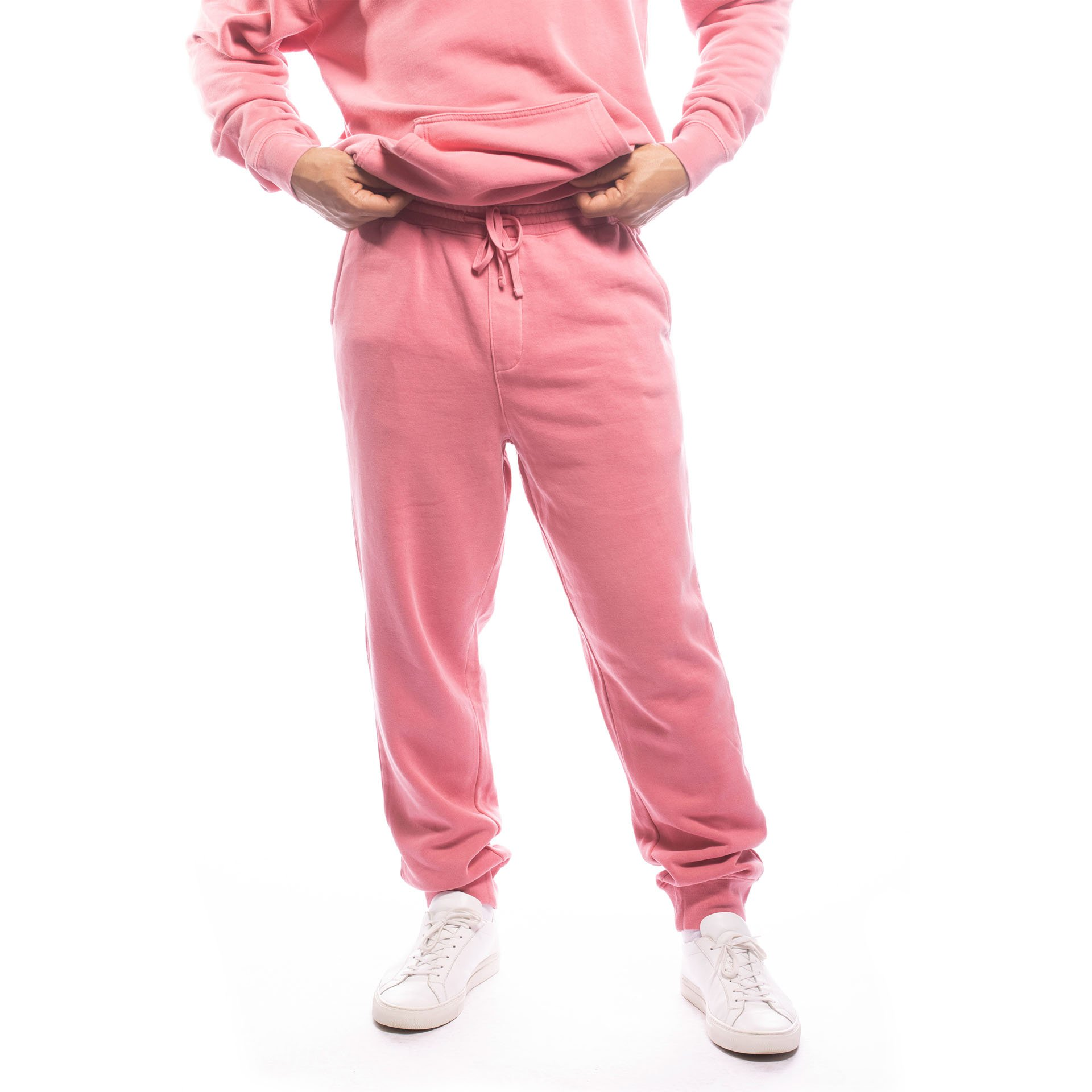 Unisex Upcycled Jogger - Made For The People - Pink