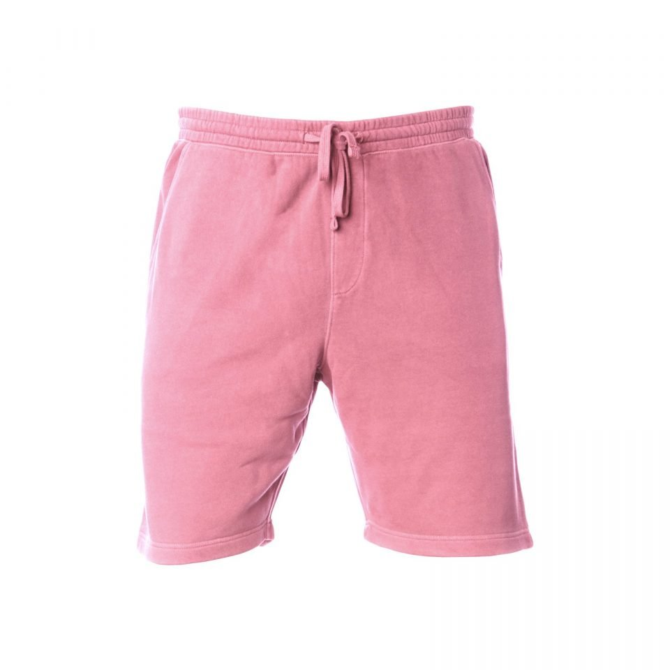 Unisex Upcycled Shorts - Made For The People - Pink